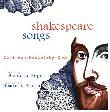 CD-Cover Shakespeare