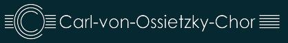 Ossietzkychor-Logo